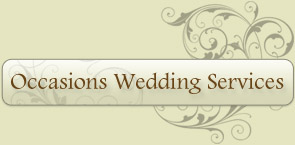 Occasions Wedding Services